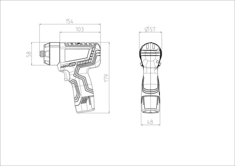 5er-Pack EXACT 12V-3-1100