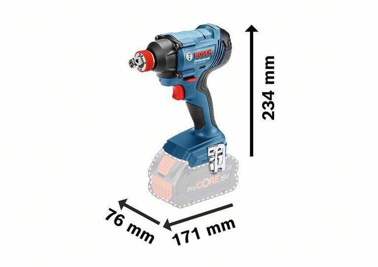 GDX 180-LI + GSR 180-Li 2× 2,0 Ah