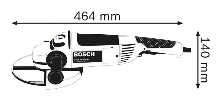 GWS 24-230 H