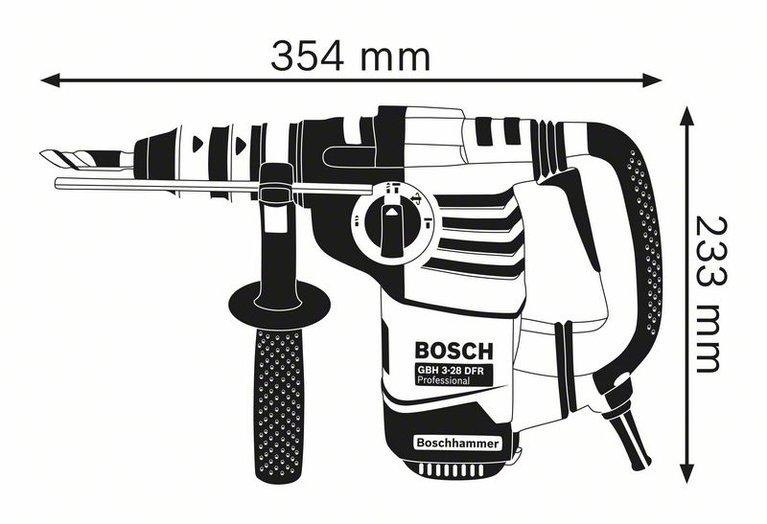 GBH 3-28 DFR