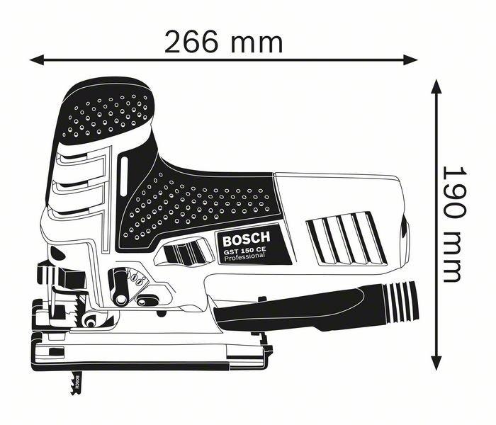 GST 150 CE