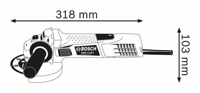 GWS 7-115 E