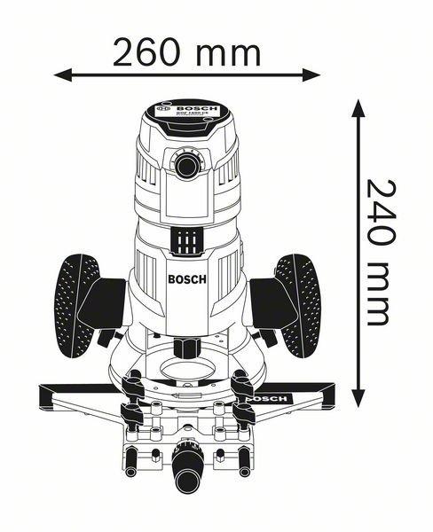 GMF 1600 CE
