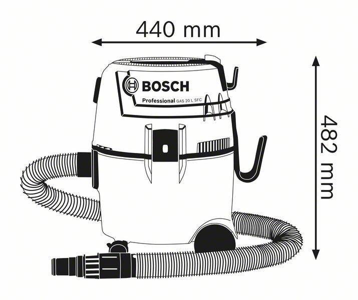 GAS 20 L SFC