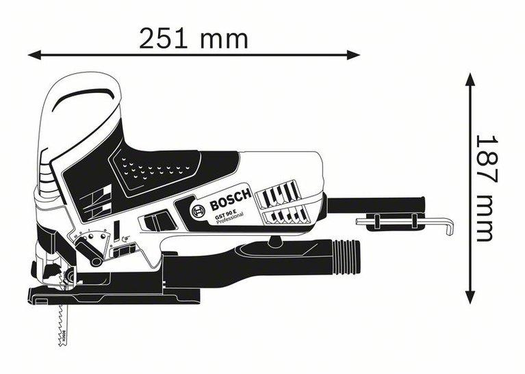 GST 90 E