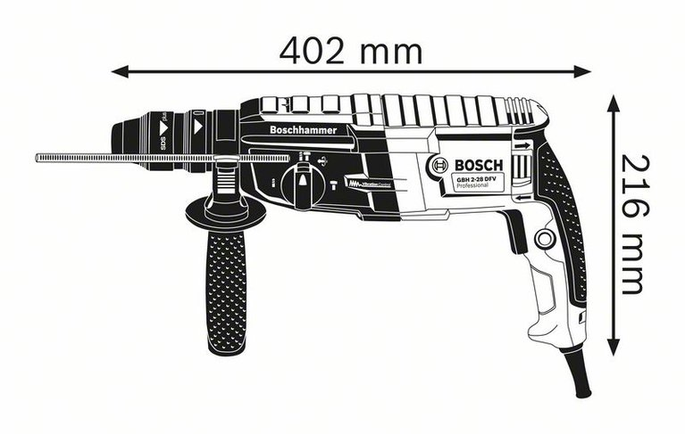 GBH 2-28 F