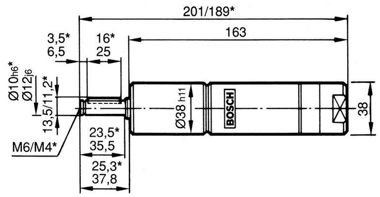 Motor 340 Watts