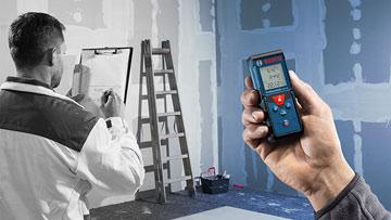 Bosch Laser Entfernungsmesser Software : Glm c laser entfernungsmesser bosch professional