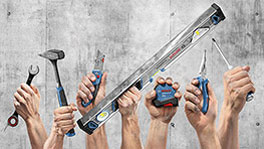 bosch hand tools for professionals
