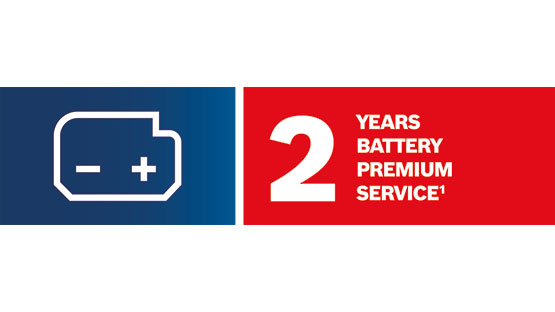 2-year Battery