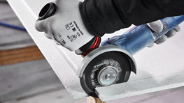Expand the application field of your angle grinder with the Carbide Multi Wheel
