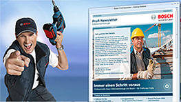 Bosch professional news